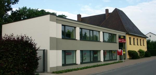 Obdachlosenheim Rostock